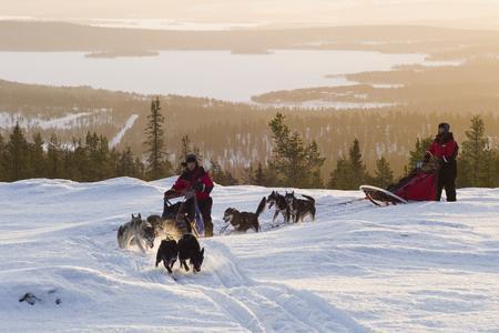 Abenteuer Lappland