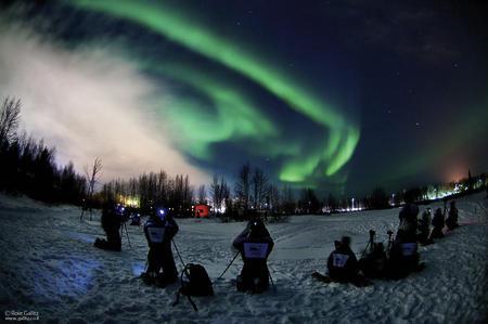 Nordlichtreise Aurora