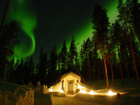 Aurora Nordlicht-Club Kurzreise