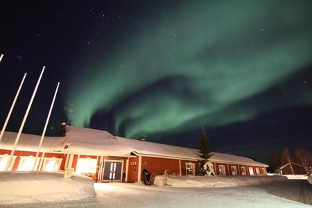 Polarlicht-Express nach Lappland
