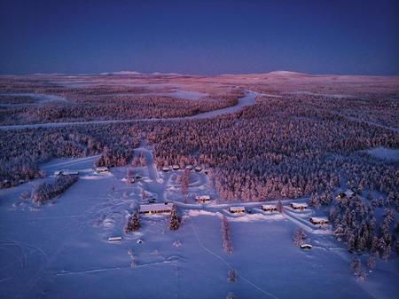 Die wahre Schönheit Lapplands