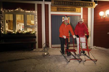 Silvester in Äkäslompolo - fintouring GmbH - Ihr