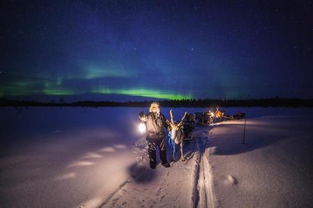 Höhepunkte Lapplands in 4 Tagen