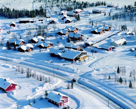 Lappland Rundum-Sorglospaket in Äkäslompolo