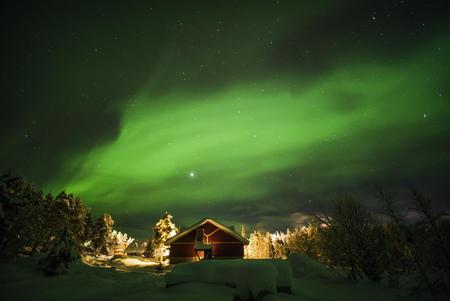 Eine Woche im Dorf der Sámi