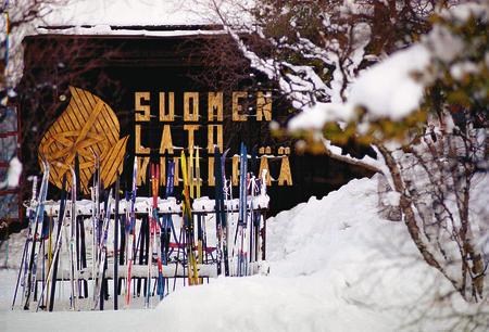 Winterwoche in Kiilopää
