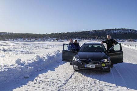 Safari and Drive Ylläsjärvi