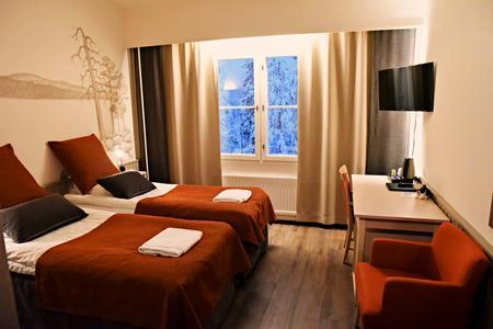 Hotel Ylläsrinne Doppelzimmer