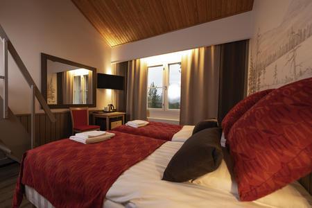 Hotel Ylläsrinne schlafen
