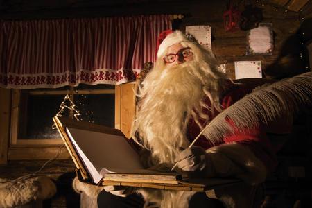 Weihnachtsmann-Kurzreise über Weihnachten