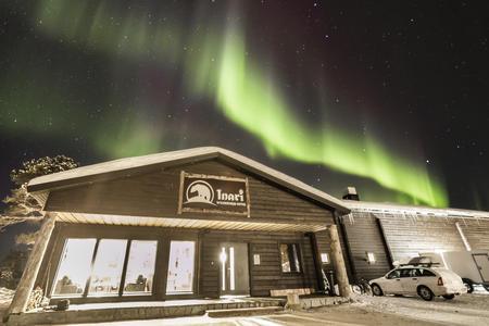 Ferien im Wildnis-Hotel Inari