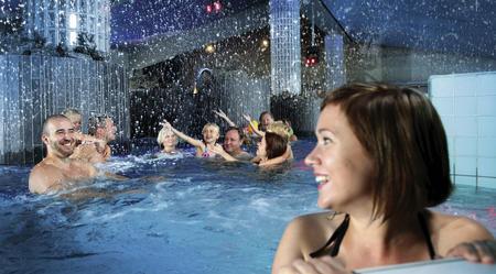 Safari und Spa im Skiort Levi für Familien mit Direktflug von Hannover