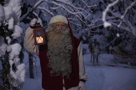 Weihnachtsmann-Kurzreise an Weihnachten