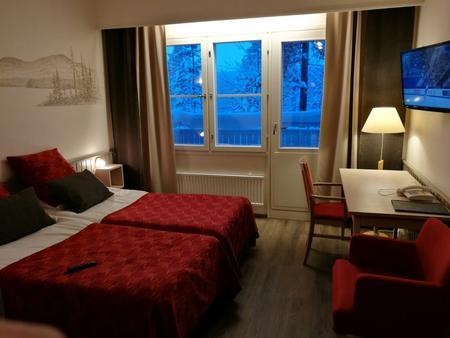 Doppelzimmer im Ylläsrinne