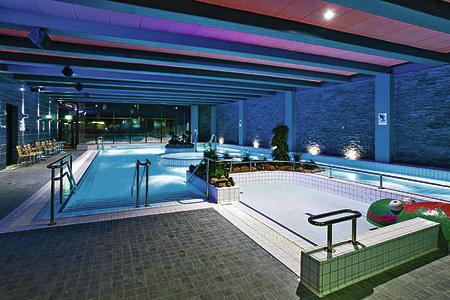 Ylläs Saaga Poolbereich