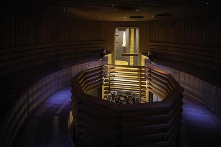 Sauna Ylläs Saaga Hotel