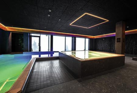 Arctic Spa im Hotel Iso-Syöte