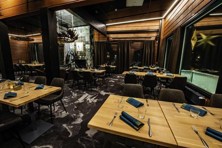 Restaurant im Hotel Iso-Syöte