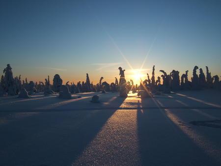Nachhaltige Nordlichtsuche