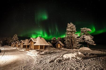 Wilderness Hotel Inari Glasiglu