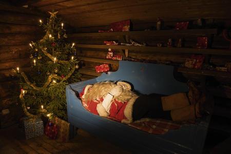 Weihnachtsmann-Reise im Advent für 1 Woche