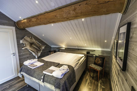 Lapland Guesthouse - Rangifer Room