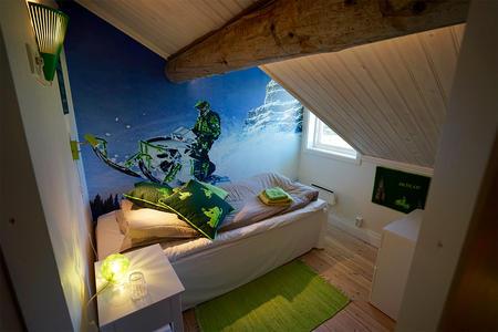 Einzelzimmer Arctic Cat