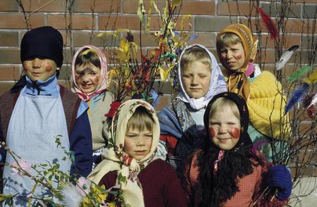 Finnische Ostern