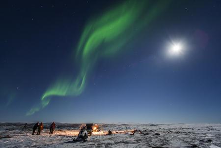 Geführte Nordlichtreisen