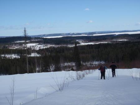 Geführte Skiwanderung von Gasthaus zu Gasthaus