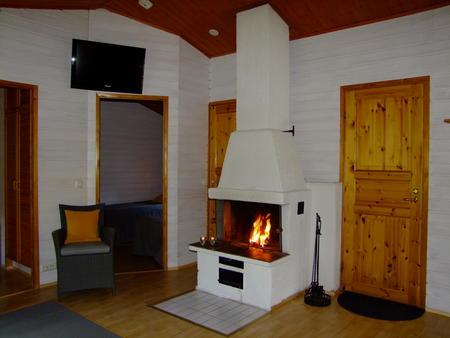 Ferienhaus in Salla 45 m²