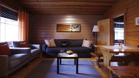 Ferienhaus in Salla 42 m²