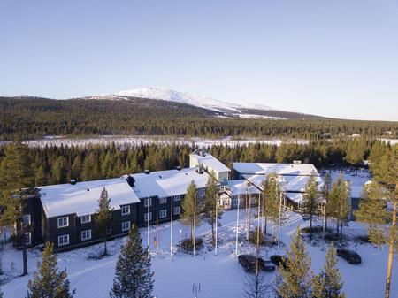 Winterzeit in Lappland ist Familienzeit!