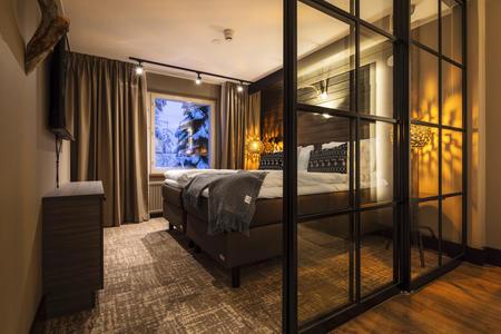 Lapland Suite im Hotel Sky Ounasvaara