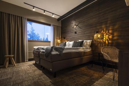 Doppelzimmer Comfort, Lapland Hotels Sky Ounasvaara