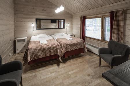 Beispiel Apartment mit 1 Schlafzimmer