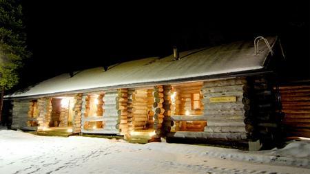 Urige Weihnachten in Äkäslompolo