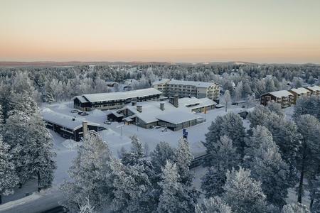 Weihnachtliche Tage in Laponia
