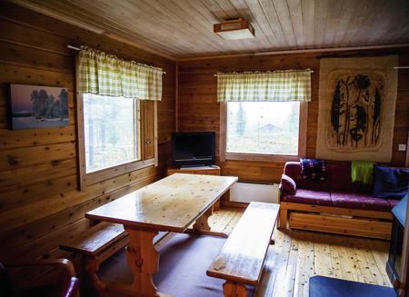 Wohnbereich im Ferienhaus