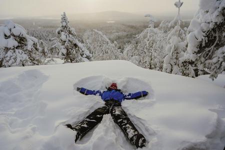 Winterspaß in Schwedisch Lappland 5 Tage