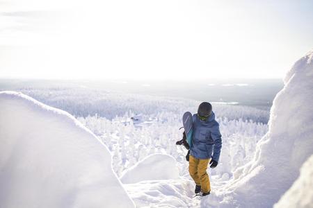 Snowboard-Paradies