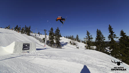 Action im SnowPark!