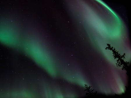 Polarlichtbeobachtungen