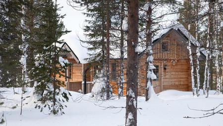 Ferienhaus von außen